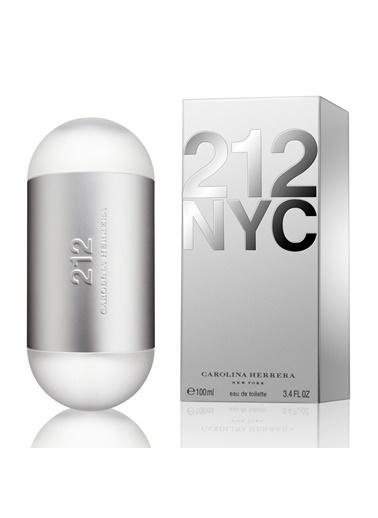 Carolina Herrera  212 Edt 100Ml Kadın Parfüm Renksiz